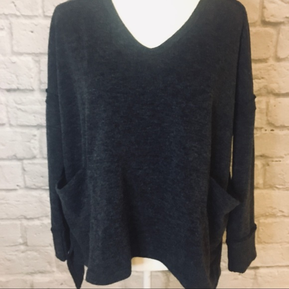 Anthropologie Sweaters - Coin 1804 for Anthropologie Sweater with pockets